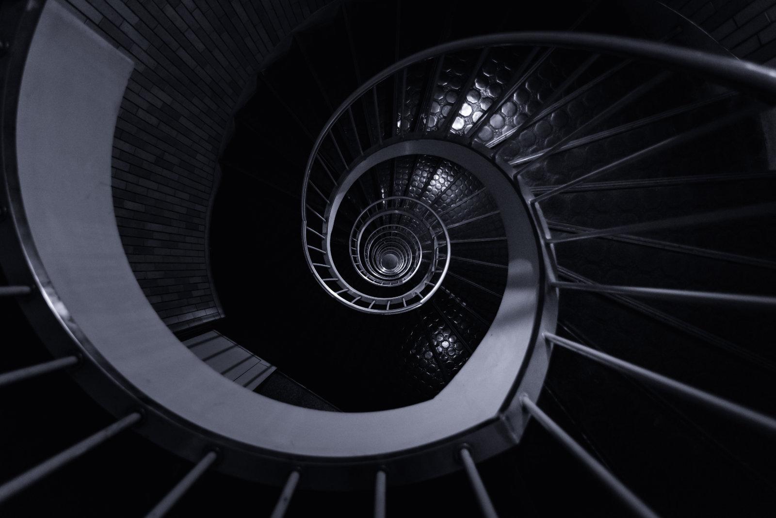 A Downwards Spiral